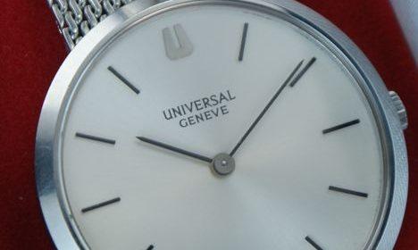 Universal Genève – Ref.: 842.123 – Men – 1975