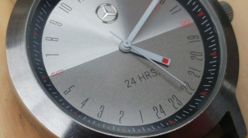 Watch – Mercedes Benz 24 Hrs 2 colors – 2013-2012 (1 items)