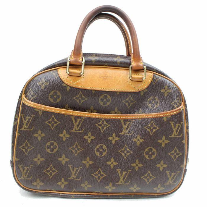 Louis Vuitton – Trouville Handbag a107be564277b