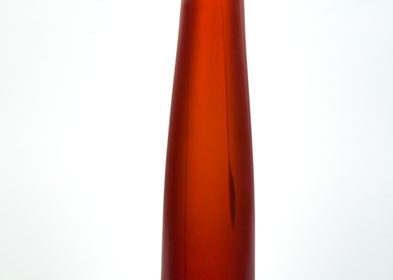 Roberto Beltrami (Murano) – Red Bamboo Vase (39.5 cm)